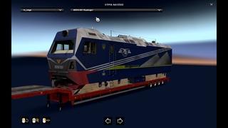 [ETS2 .] Railway Cargo Pack by Jazzycat