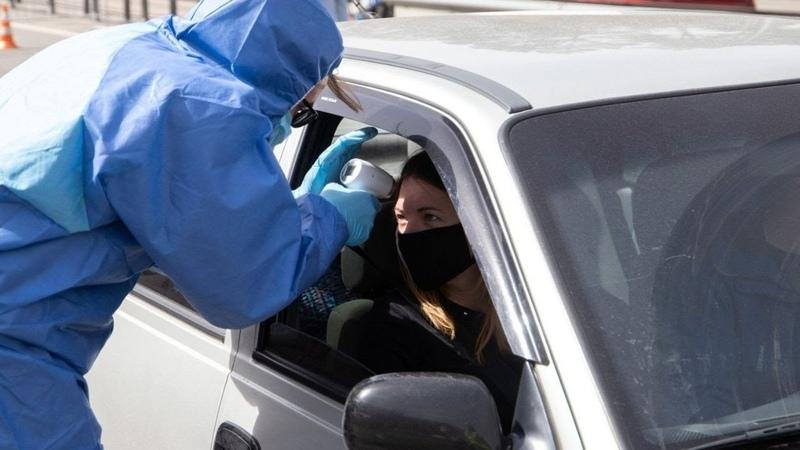 Огромные штрафы и ужесточение карантина в Казахстане. COVID-19 в СНГ