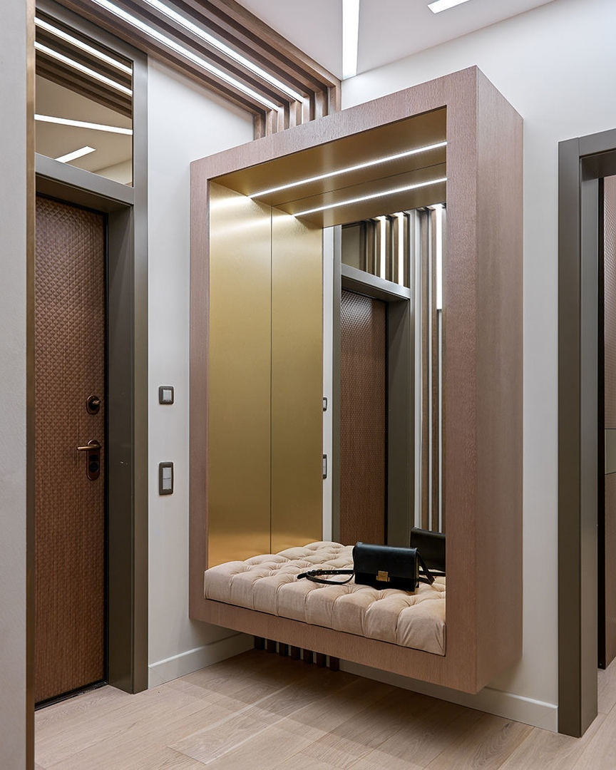 Rubleva Design: объединение трех квартир в ЖК Union Park || 03