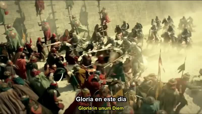 March of the templars Knightfall