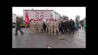Шествие Бессмертного полка в Кольчугино(2015-2019 г.г)