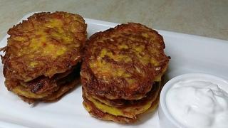 САМЫЕ ВКУСНЫЕ КАПУСТНЫЕ ОЛАДЬИ — ПРОСТОЙ РЕЦЕПТ ИЗ КАПУСТЫ|Cabbadge pancakes
