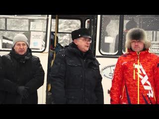 Сюжет_Мотокросс памяти  Виктора Труфанова.