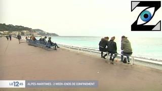 [Zap Actu] Menu végétarien dans les cantines lyonnaises, Vers un confinement à Nice (23/02/21)