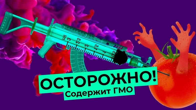 Стоит ли бояться ГМО Вред для здоровья рак и бесплодие Развеиваем мифы с Александром Панчиным