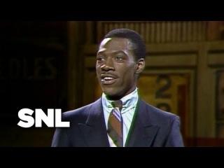 Eddie Murphy Monologue: Nightclub Act - Saturday Night Live