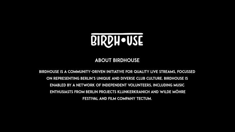 Daniele Di Martino Birdhouse x Lusatia Festival 2020