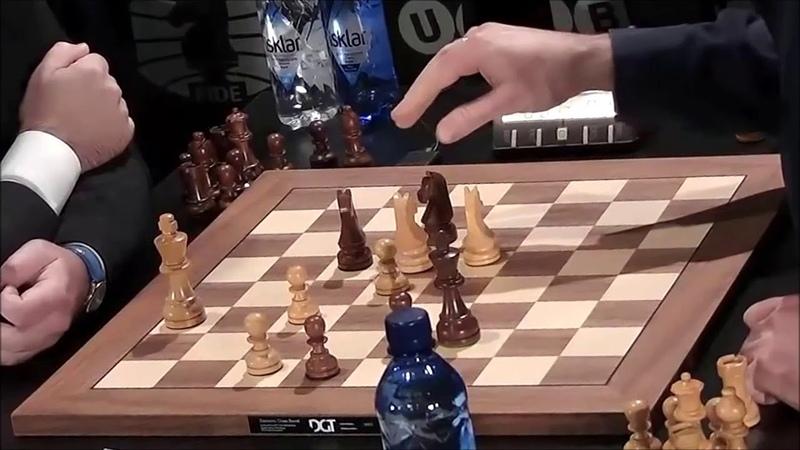 GM Ivanchuk Ukraine GM Kramnik Russia 5m PGN