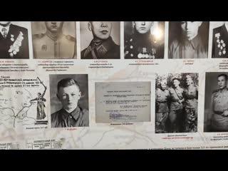 """Видео-экскурсия """"Одна на всех Победа"""" на выставке """"Агуу Илалта/Великая Победа"""