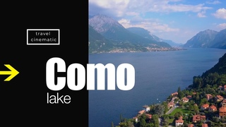 Como Lake Italy Travel Cinematic