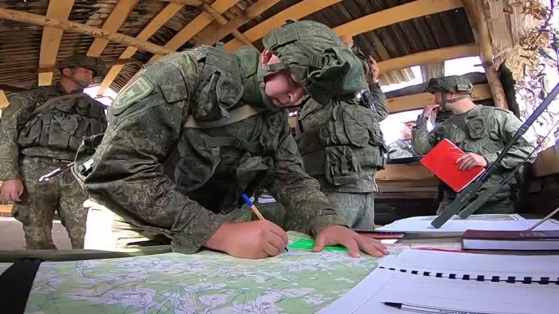 Применение тактики «сирийского вала» в ходе СКШУ «Кавказ-2020» в Южной Осетии