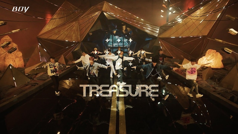 TREASURE THE FIRST STEP CHAPTER ONE JP SPOT 30 Sec