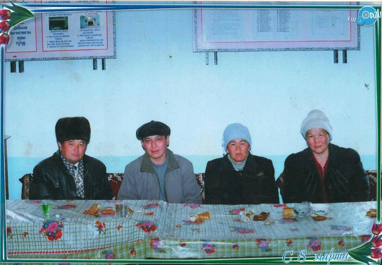 Рысбек Папыев, Эски-Ноокат - фото №17
