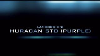 CSR2 - LAMBORGHINI Huracan STO (purple) - tune & shift (time: )
