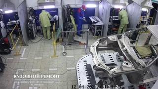 VII Региональный чемпионат WSR - Кузовной ремонт - день С4