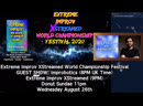 Extreme Improv XStreamed World Championship Festival 2020: Extreme Improv plus Guests Improbotics and Donut Sundae