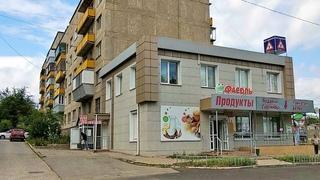 Магнитогорск, польский городок, первый квартал, правый берег ()