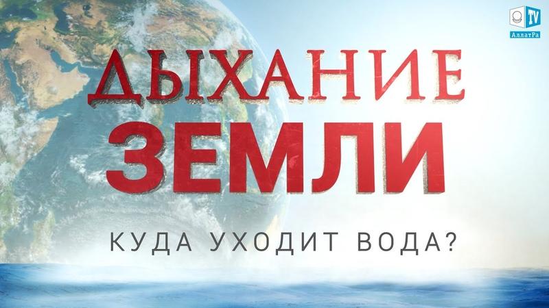 Дыхание Земли Куда уходит вода АЛЛАТРА ТВ