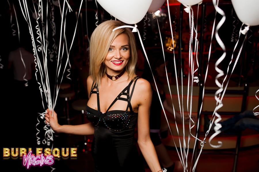 Стриптиз-клуб «Burlesque» - Вконтакте