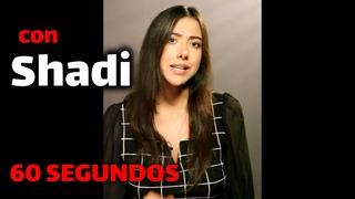 60 SEGUNDOS CON SHADI | TEXMEX ¿CANCIÓN CONTRA LOPEZ OBRADOR..?
