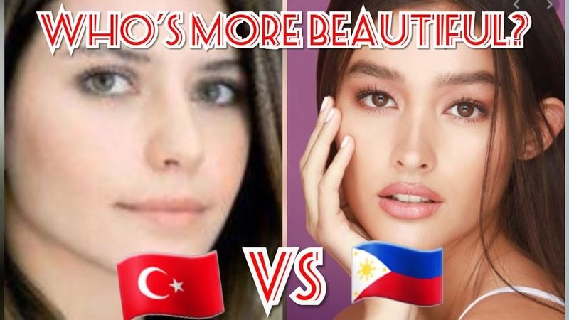 PHILIPPINES VS TURKEY BEAUTY 2020 ll KILALANG MAGAGANDANG FILIPINA AT TURKISH 2020