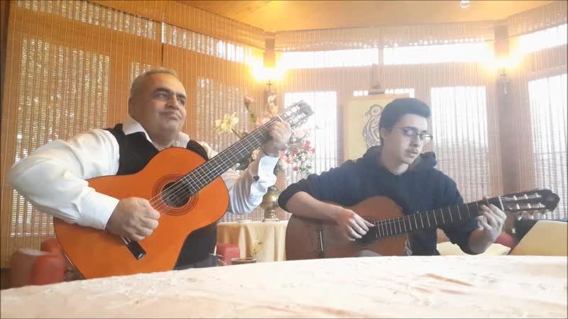 Perhaps Guitar Duo Jack NeHme Majd Osseiran