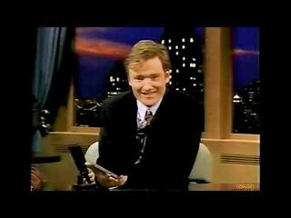 King Crimson Conan O'Brien TV (RARE BEST QUALITY) - Dinosaur (1995) analog