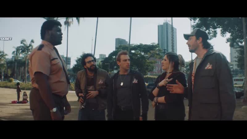 Призрачные убийцы против Кровавой Мэри Exterminadores do Além Contra a Loira do Banheiro (2018)
