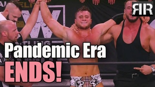 The Last Pandemic Episode of AEW Dynamite 6/30/2021