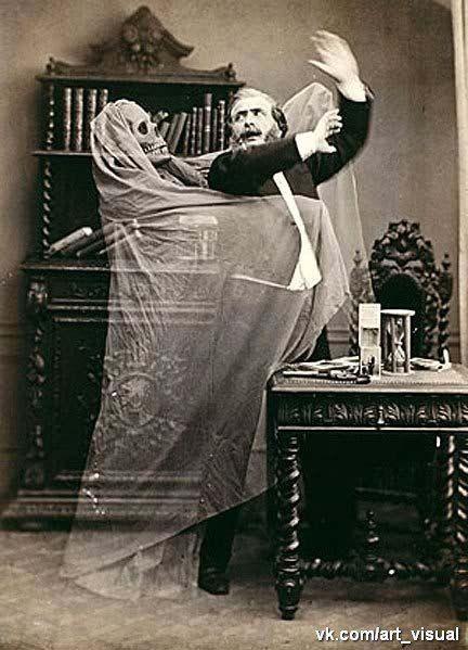 Фотография 1863 года (серебро с яичным белком) Работа Эжена Тиебо (Eugene Thiebault)