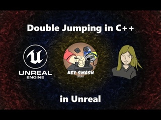 Double Jumping in C++ | Advanced Character Controller Part 8 | Unreal Tutorial