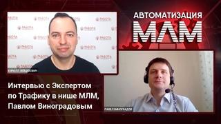 Виноградов – Трафик в МЛМ и Автоматизация / Лейцихович