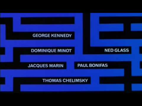 Charade 1963 Opening Titles