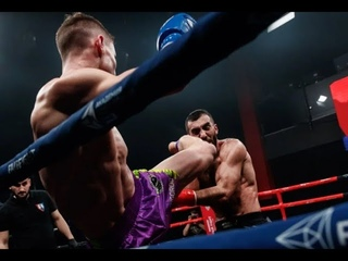 Fair Fight Championship | Мамука Усубян, Россия vs Александр Скворцов, Россия | Пять раундов