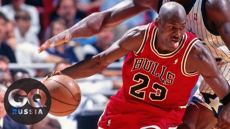 Майкл Джордан кто сделал его величайшим игроком всех времен