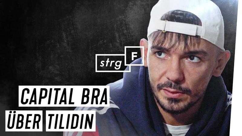 Capital Bra Interview über seine Tilidin-Sucht | STRG_F