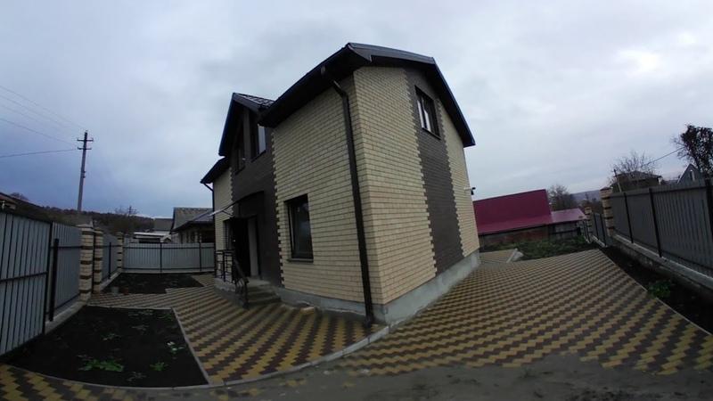 Дом в предчистовой отделке в Краснодарском крае