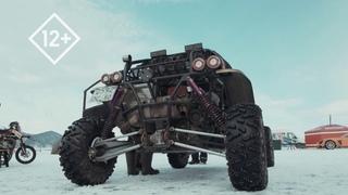 Моторы и лёд   Байкал   Discovery