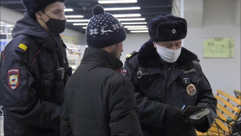 Мобильная группа проинспектировала меры эпидемиологической безопасности в торговом центре Абакана