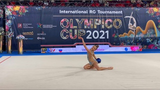 Anastasia Simakova - Ball IT Moscow/Olympico AA