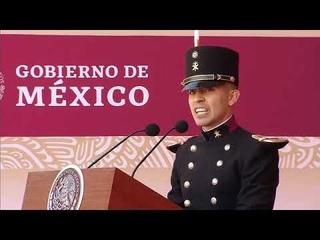 Andrés Manuel López Obrador 173 Aniversario de la Gesta Heroica de los Niños Héroes de Chapultepec