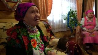 MARI WOOD STOVE FOOD.  Village life all around RUSSIA. ASMR