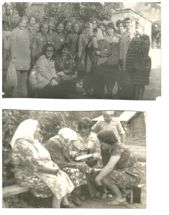 Ансамбль «Славяночка» Тверского государственного университета выпустил диски с экспедиционными материалами 70-х годов