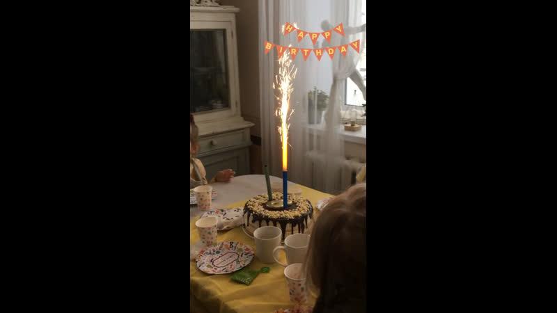 Детский день рождения мастер класс Ботанический барельеф