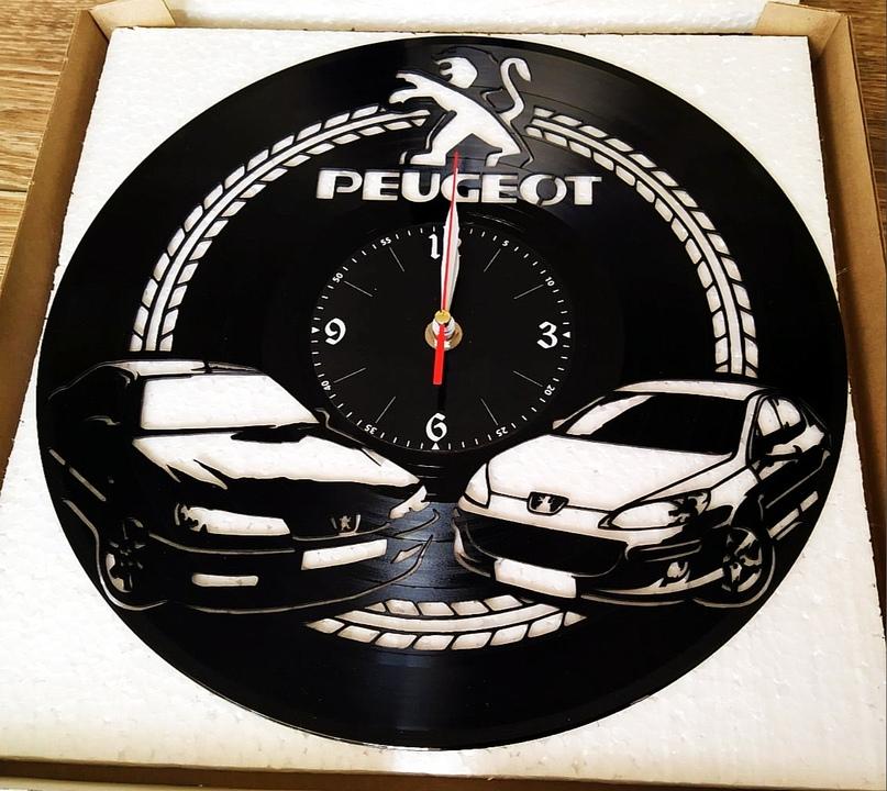 Эволюция изготовления часов и других изделий из виниловых пластинок, изображение №20
