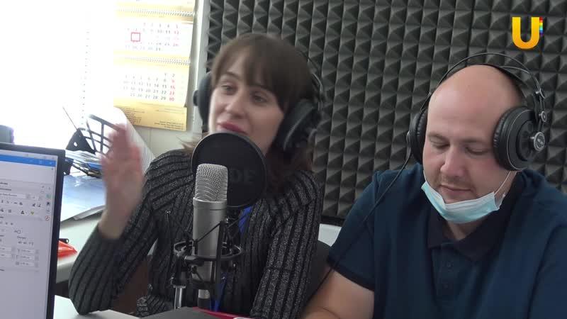 Уфанетовцы стали героями прямого эфира на Бирском радио Разыграли приз и рассказали что такое Фотонный интернет