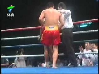 Muay Thai (Buakaw) VS Kung Fu (Sun Tao)
