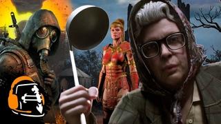 Diablo 2: Resurrected, Stalker 2, Atomic Heart и другие важные анонсы E3