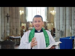 Sung Eucharist - St James Bierton - 8th Sunday after Trinity