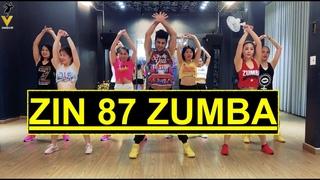 Zumba Zin 87 | MAMACITA | Black Eyed Peas, Ozuna, J. Rey Soul | Zumba Dance Workout | Zumba Vishal